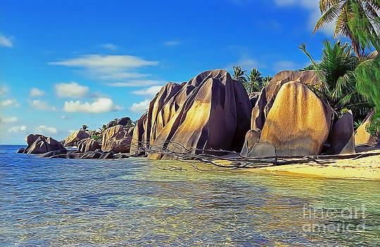 Seychelles by Sergey Korotkov
