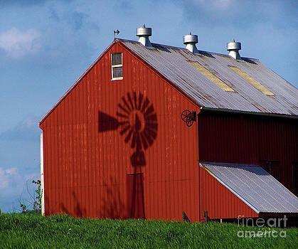 Shadow Barn by Timothy Clinch