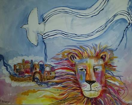 Shalom by Paula Stacy Adams