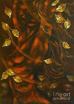 She...Autumn by Elena  Constantinescu