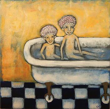 Sister Bath by Cindy Riccardelli
