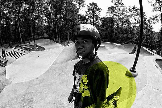 Skate Portrait Series 2013 by Mick Logan