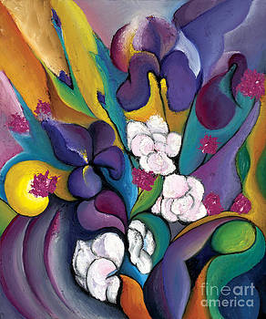 Spring Symphonia  by Tiffany Davis-Rustam