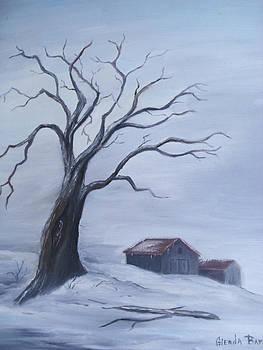 Standing Alone by Glenda Barrett