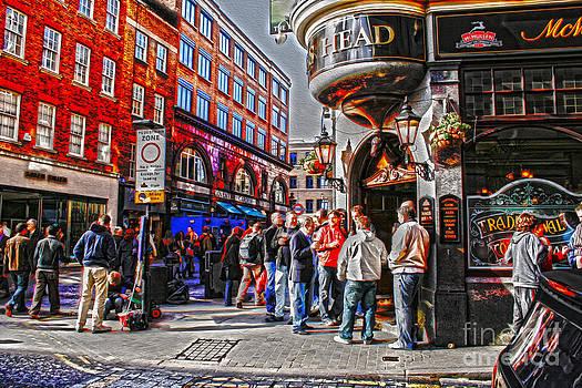Patricia Hofmeester - Streetlife in London