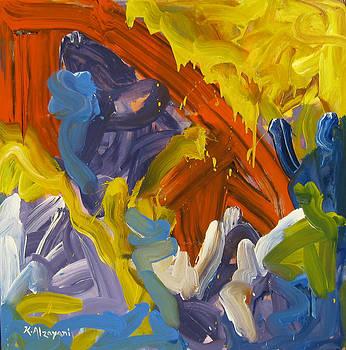 Sunrise by Khalid Alzayani