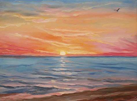 Sunset by Elena Sokolova
