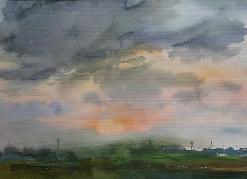 Sunset by Litvac Vadim