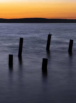 Tacoma Sunset by Bob Noble Photography