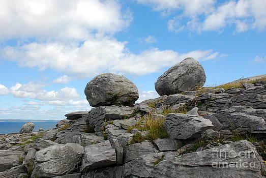 Joe Cashin - The Burren landscape