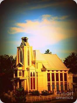The Church In My Village by Jason Sentuf