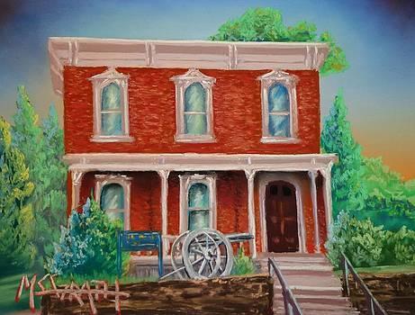 The Sherman House  by Darren McGrath