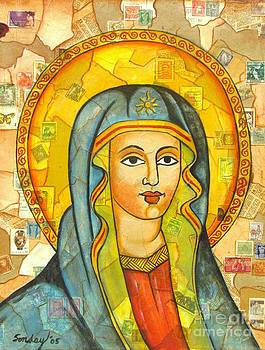 The Virgin by Joseph Sonday