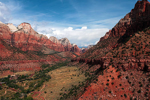 The Watchman Valley by David Yunker