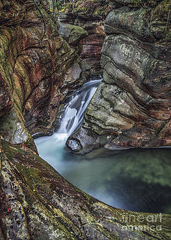 The Water Chute by Aaron Campbell