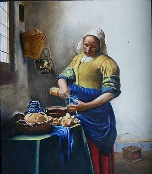The Whiskey Maid by Alan Berkman