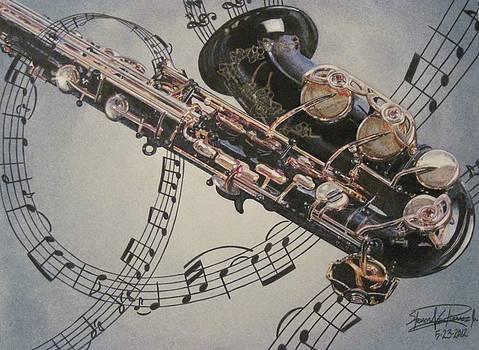 Twilight Brass by Steven Gutierrez