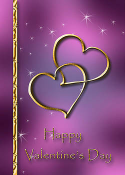 Two Hearts Valentine's Day by Jeanette K