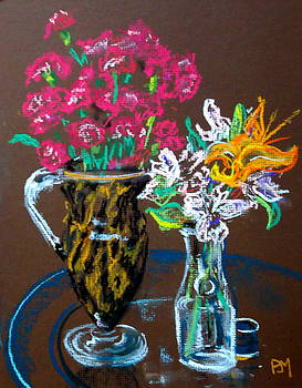 2 Vases by Pete Maier