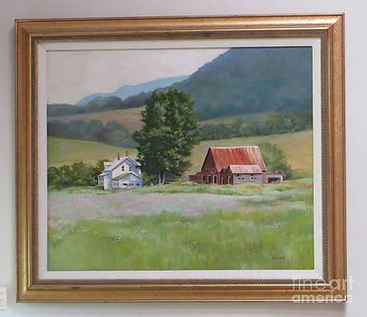 Karol Wyckoff - VERMONT  SUMMER FARM