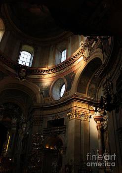 Gregory Dyer - Vienna Austria - St.Peter