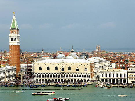 John Tidball  - View from San Giorgio Maggiore