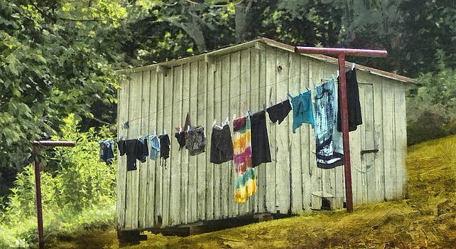 Wash Day by Kathy Jennings
