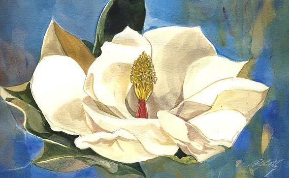 Alfred Ng - white magnolia