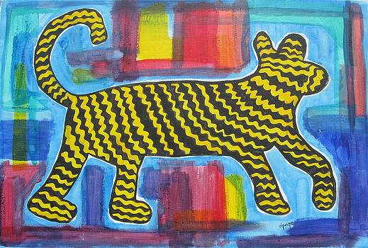 Wild Cat by Diane Pape