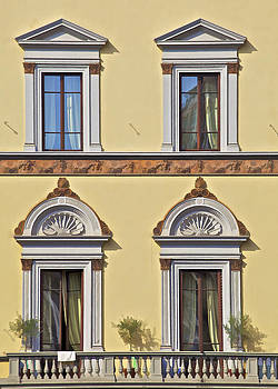 David Letts - Windows of Tuscany