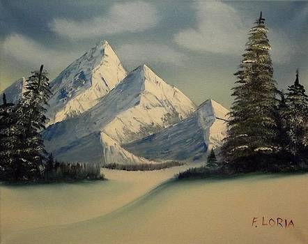 Winter Serenity by Frank Loria