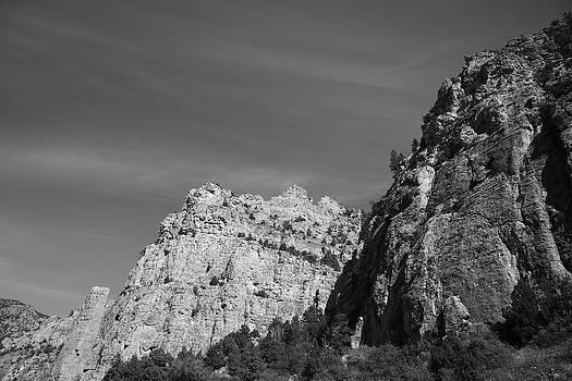 Frank Romeo - Wyoming Mountain Peaks