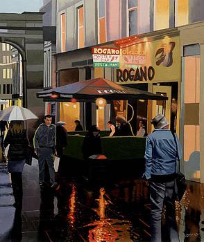The Merchant City by Malcolm Warrilow