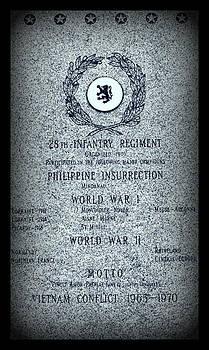 Rosanne Jordan - 28th Infantry Regiment History