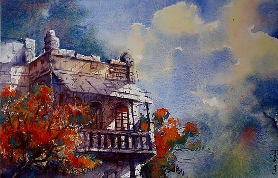 Old Dhaka by Sadek Ahmed