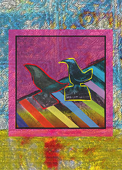 2birdquilt2 by James Raynor