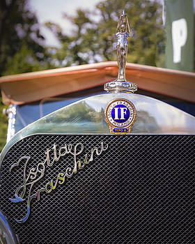 Jack R Perry - 1922 Isotta-Fraschini