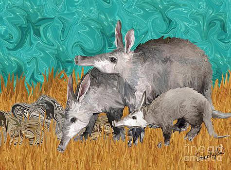 3 As in Aardvark by Sherin  Hylan
