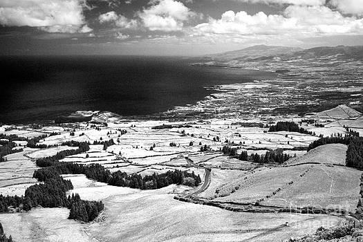 Gaspar Avila - Azores coastal landscape