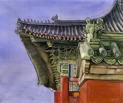 Alfred Ng - Chinese roof