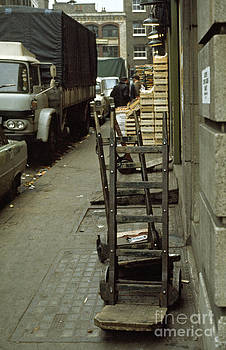 Covent Garden Market 1973 by David Davies