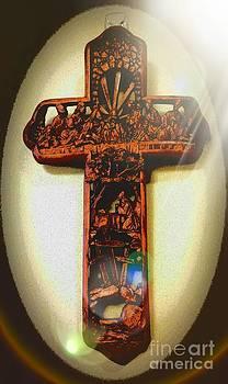 Cross  by Rose Wang