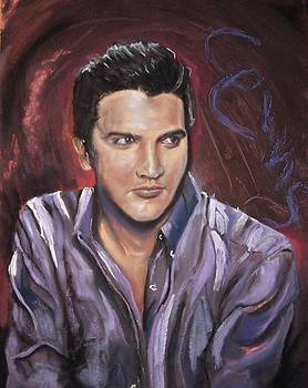 Elvis by Peter Suhocke