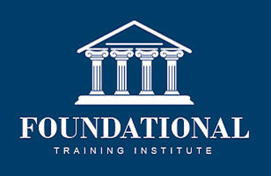 Foundational Training Institute by Barry R Jones Jr