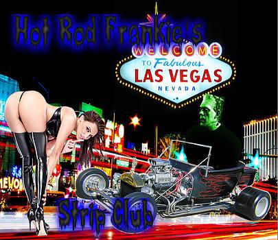 Hot Rod Frankie's Strip Club by Ryan Robertson