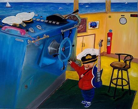 I'm sailing by Sunny  Kim