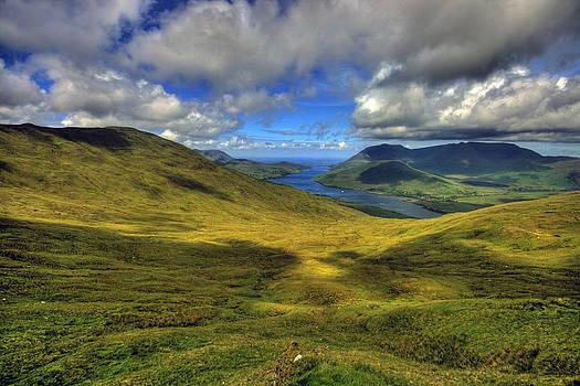 Killary Fjord by John Quinn