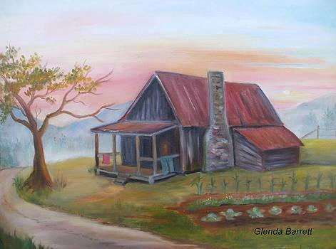Life in the Country by Glenda Barrett