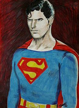 Jeremy Moore - Man Of Steel