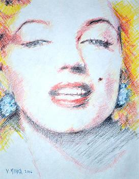 Marilyn by Victor Minca